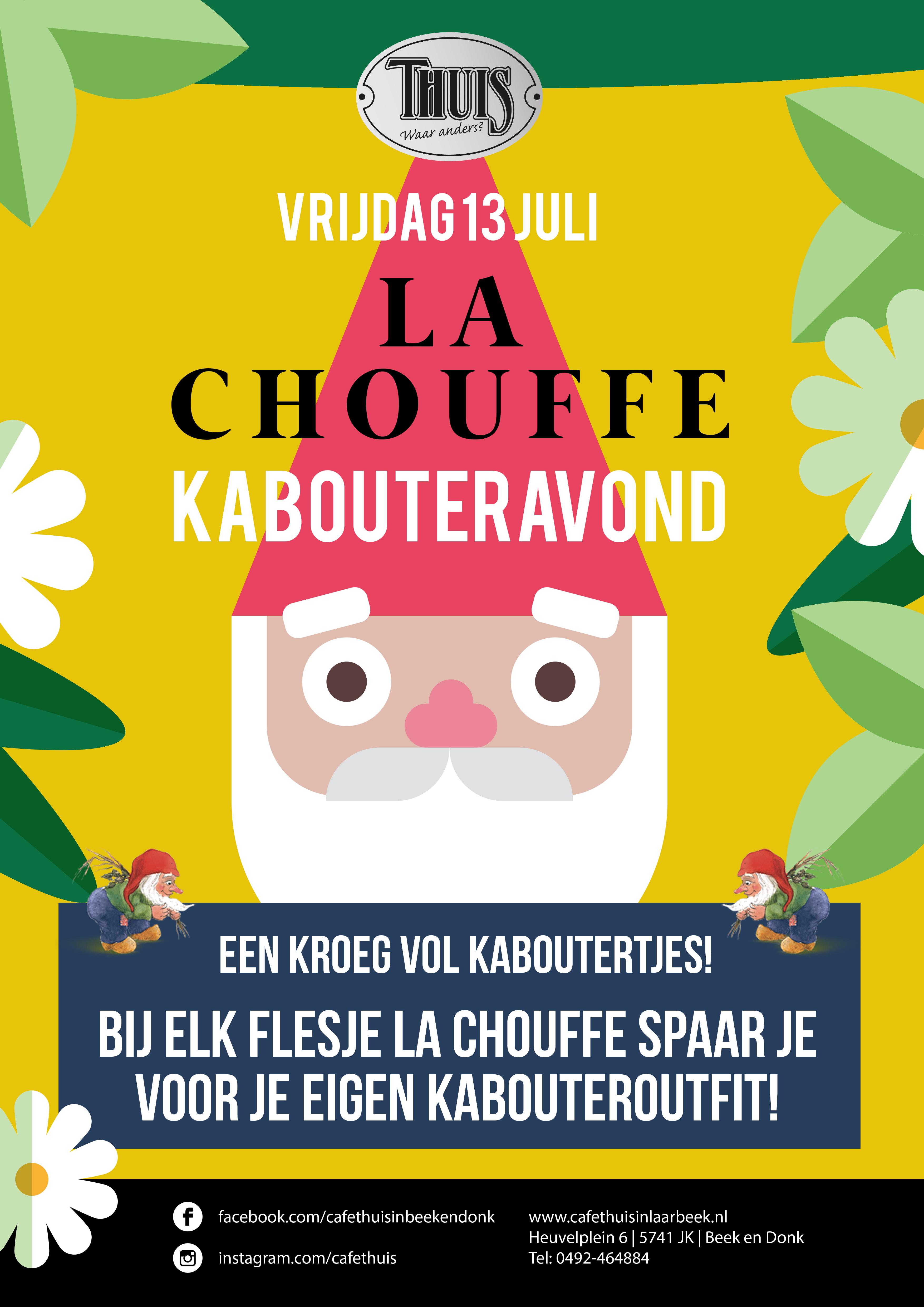 kabouteravond