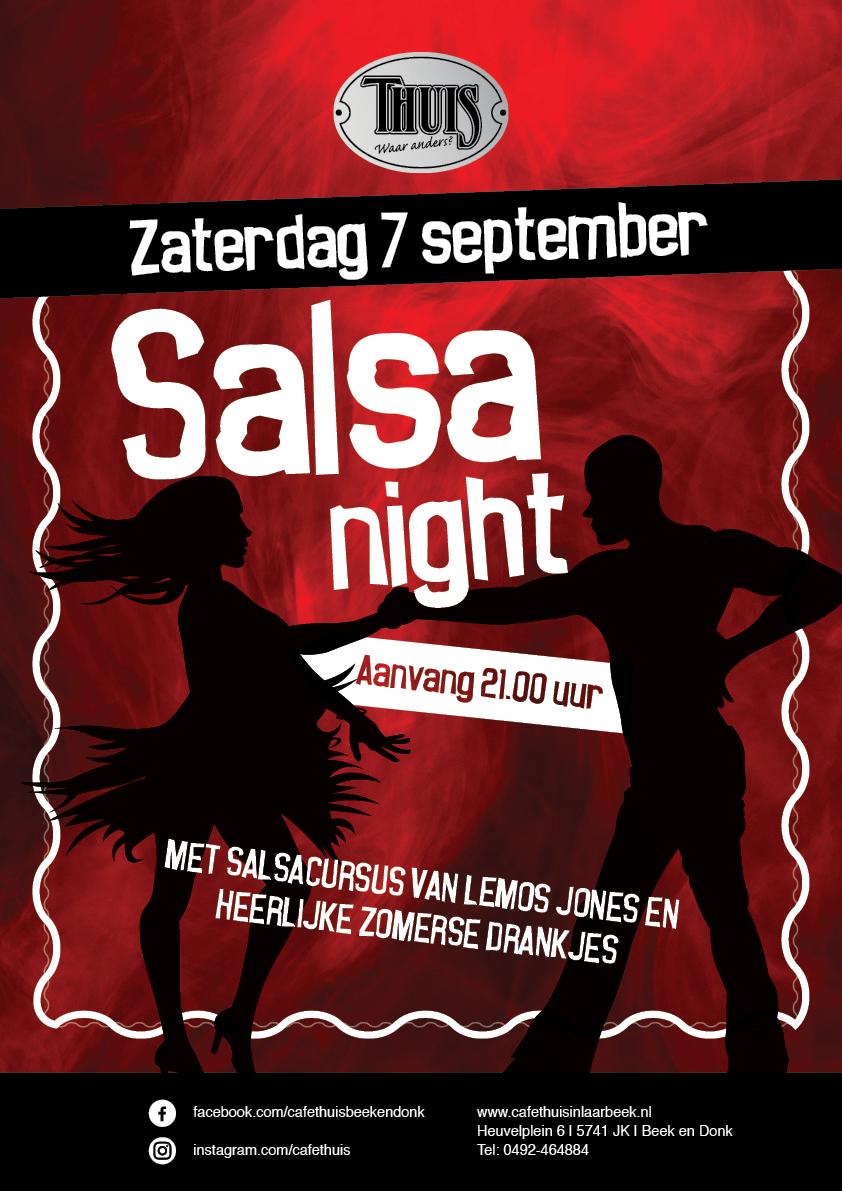 Salsa 7 september 2019